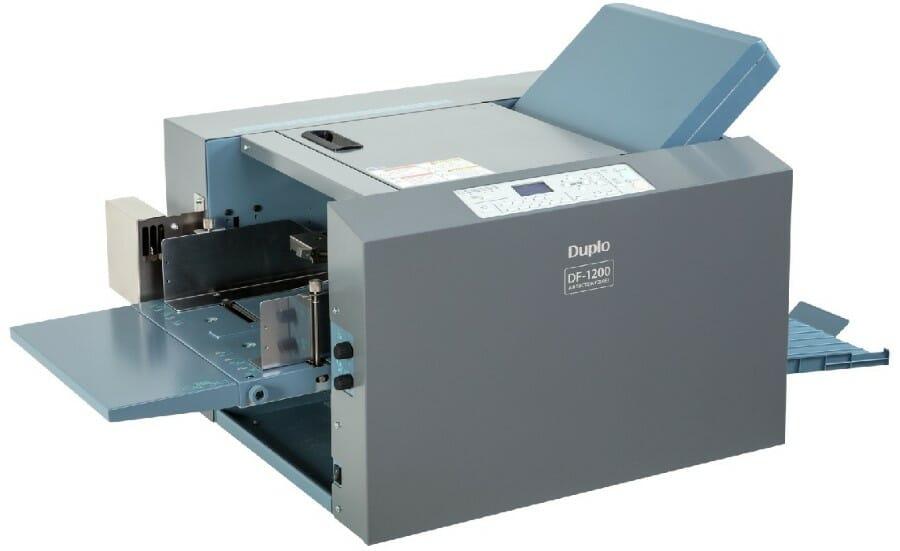 Duplo DF-1200 piegatrice automatica ad aspirazione