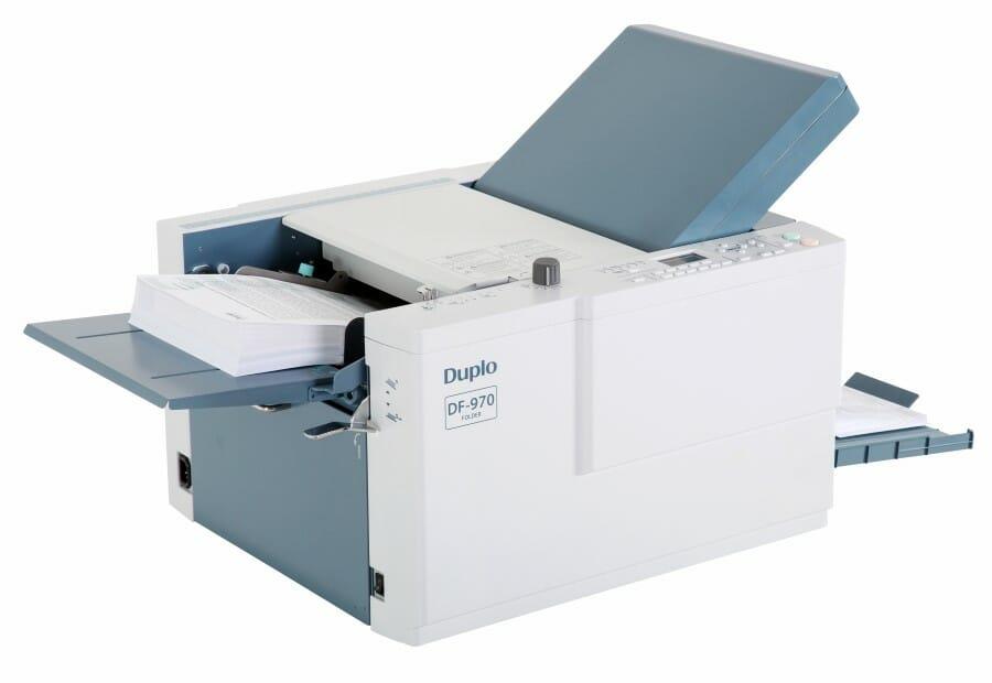 Duplo DF-970 piegatrice automatica a frizione