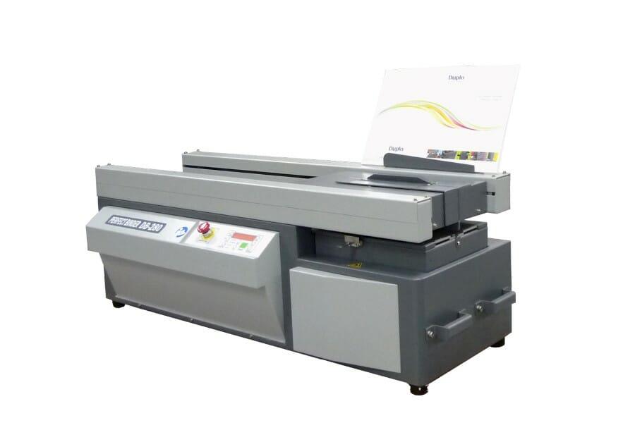 Duplo DB-280 Brossuratrice da tavolo