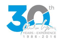Firma e logo di Claudio Crippa 30 anni esperienza Nadar