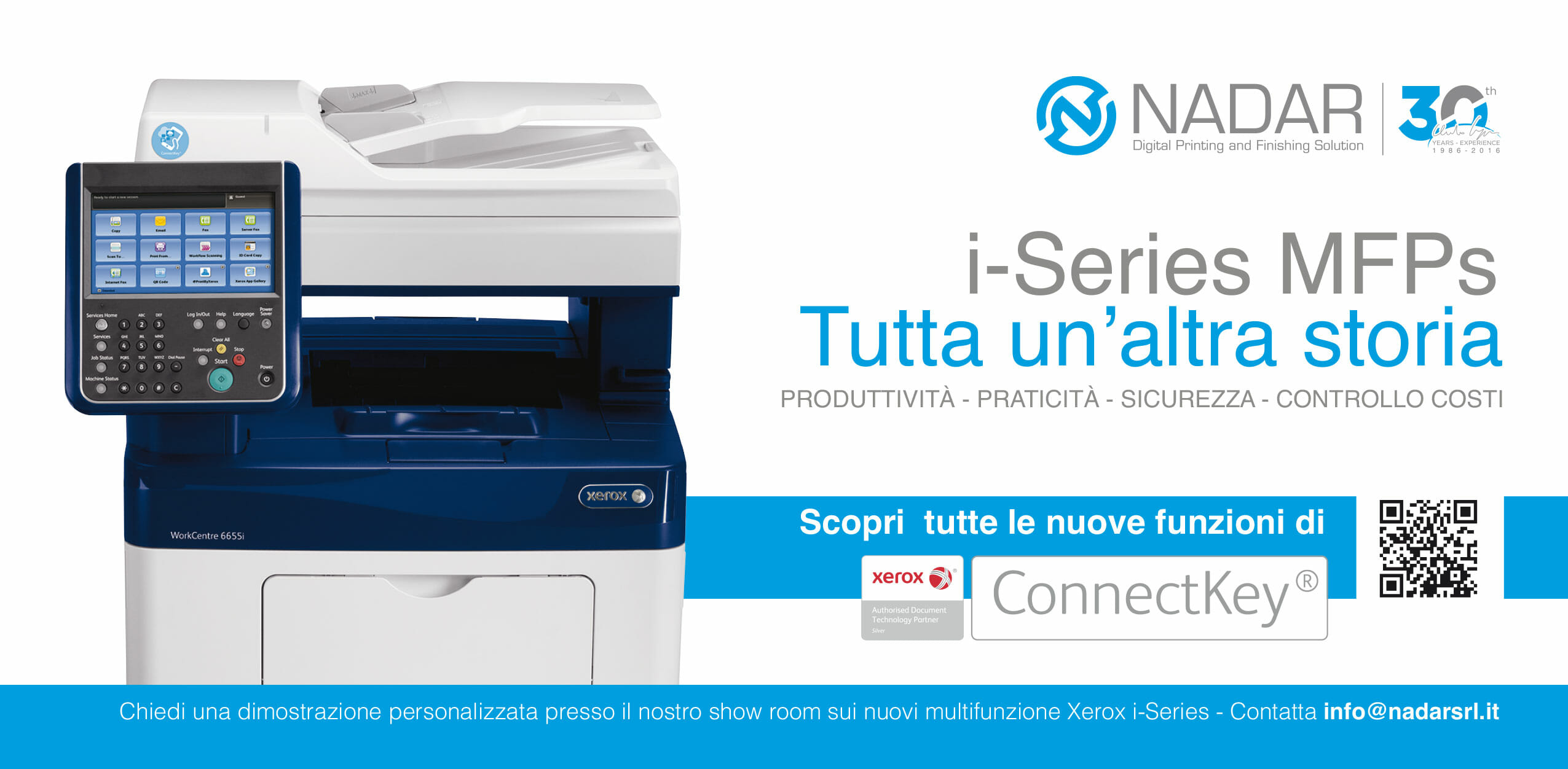 Xerox i-series MFP 2016