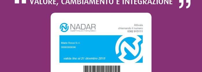 Service Card Nadar