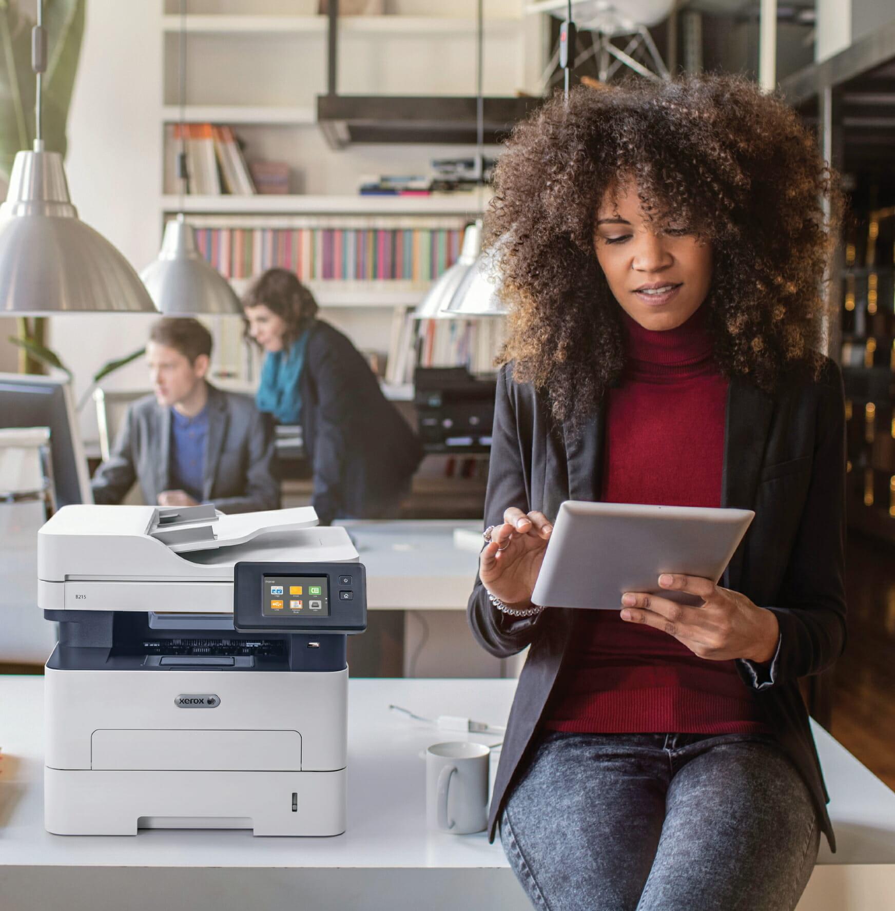 Nuove Xerox B210, B205 e B215