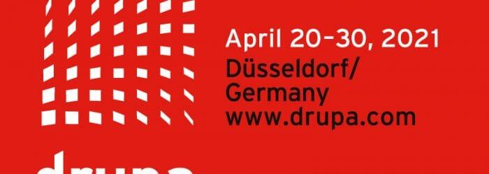 Logo Drupa 2021